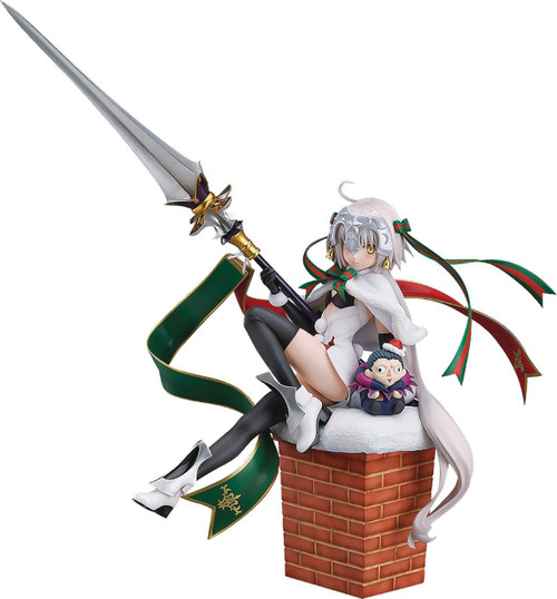 Fate/Grand Order Jeanne d'Arc Alter Santa Lily Collectible PVC Statue