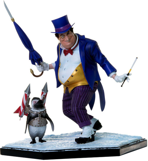 DC The Penguin Statue