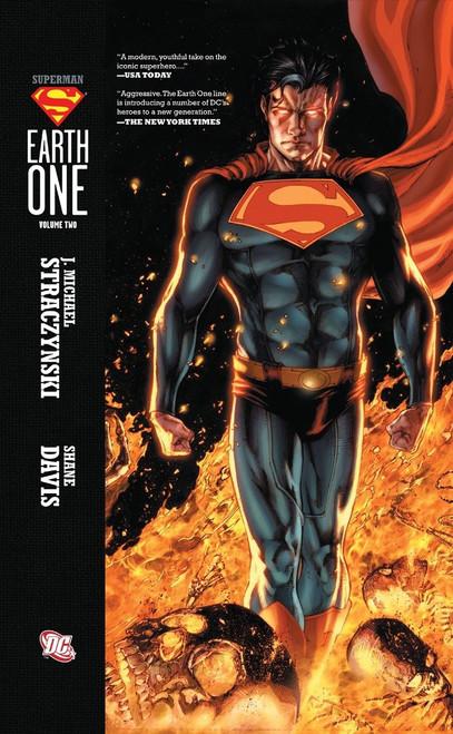 DC Superman: Earth One Vol. 2 Hardcover Comic Book #2