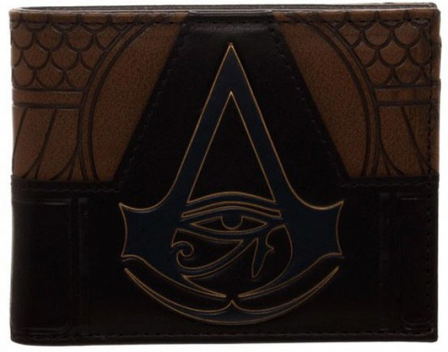 Assassin's Creed Origins Assassins Creed Origin Bi-Fold Wallet