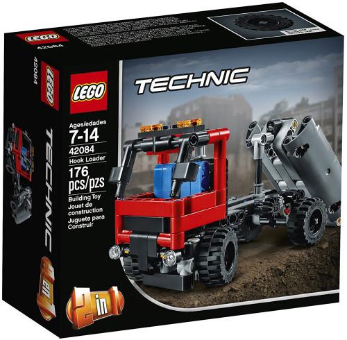 LEGO Technic Hook Loader Set #42084