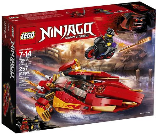 LEGO Ninjago Katana V11 Set