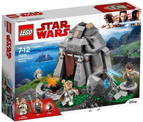 LEGO Star Wars Ahch-To Island Training Set #75200