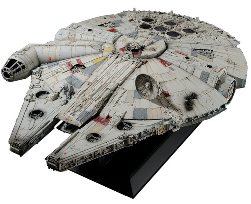 Star Wars A New Hope Perfect Grade Millennium Falcon Model Kit [Standard Edition]
