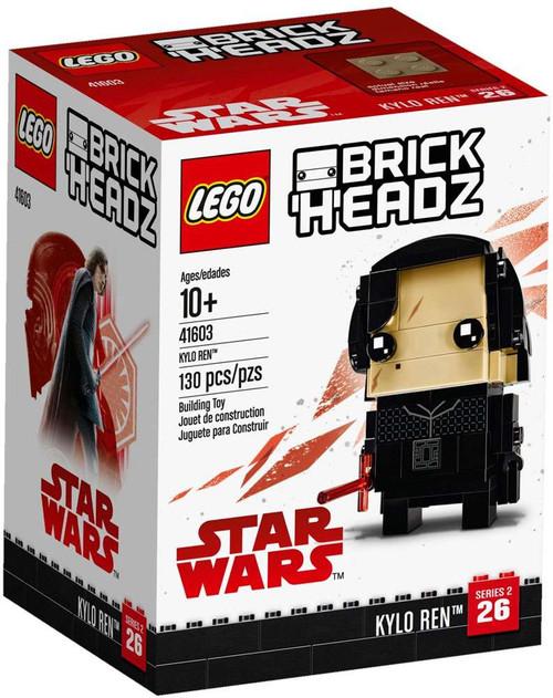 LEGO Star Wars Brick Headz Kylo Ren Set #41603