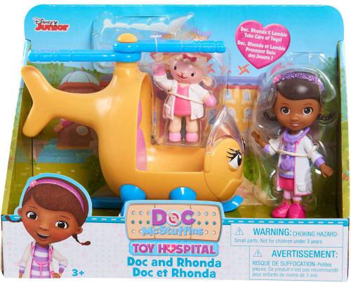 Disney Doc McStuffins Doc & Rhonda Vehicle