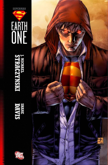 DC Superman: Earth One Vol. 1 Hardcover Comic Book