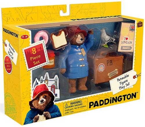 Paddington Poseable Figure Set