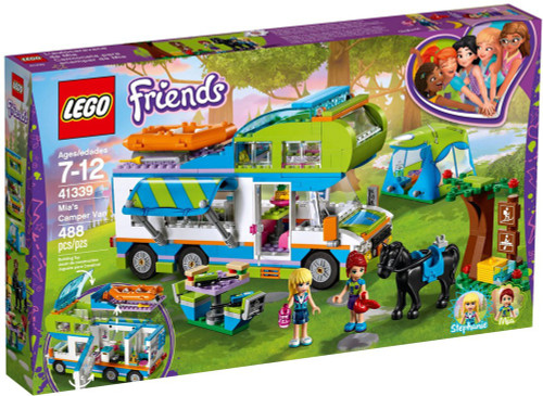 LEGO Friends Mia's Camper Van Set