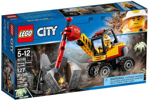 LEGO City Mining Power Splitter Set #60185