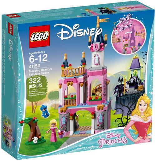 LEGO Disney Princess Sleeping Beauty's Fairytale Castle Set #41152