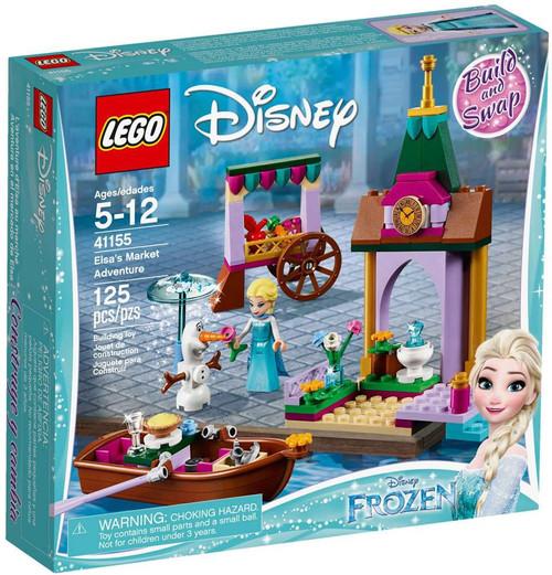 LEGO Disney Princess Elsa's Market Adventure Set #41155