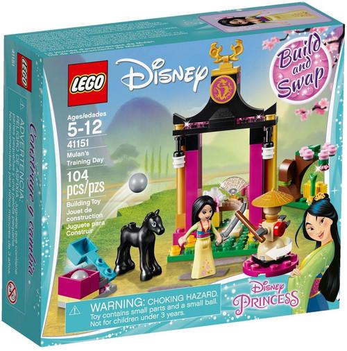 LEGO Disney Princess Mulan's Training Day Set #41151