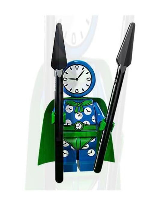 DC LEGO Batman Movie Series 2 Clock King Minifigure [Loose]