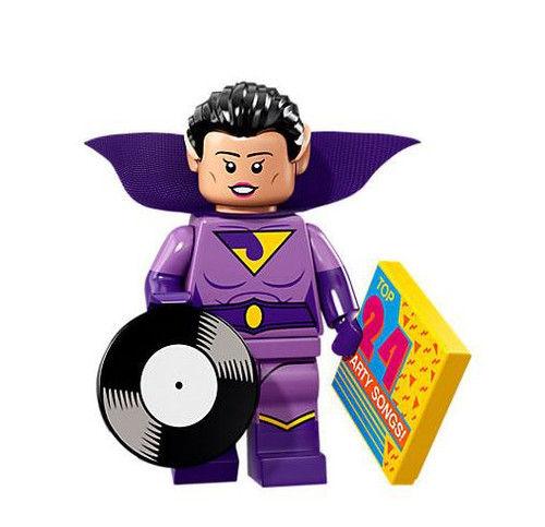 DC LEGO Batman Movie Series 2 Wonder Twin Janya Minifigure [Loose]