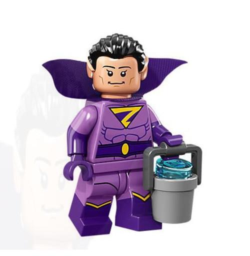 DC LEGO Batman Movie Series 2 Wonder Twin Zan Minifigure [Loose]