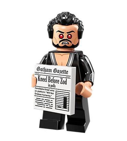 DC LEGO Batman Movie Series 2 General Zod Minifigure [Loose]