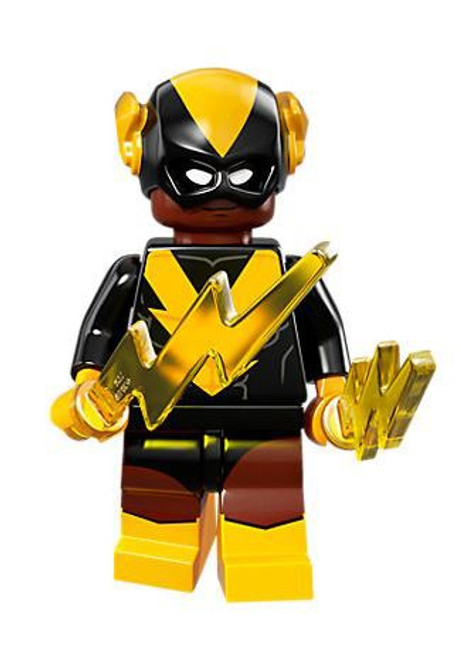 DC LEGO Batman Movie Series 2 Black Vulcan Minifigure [Loose]