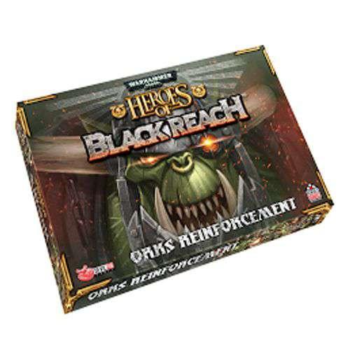 Warhammer 40,000 Heroes of Black Reach Ork Reinforcements Box