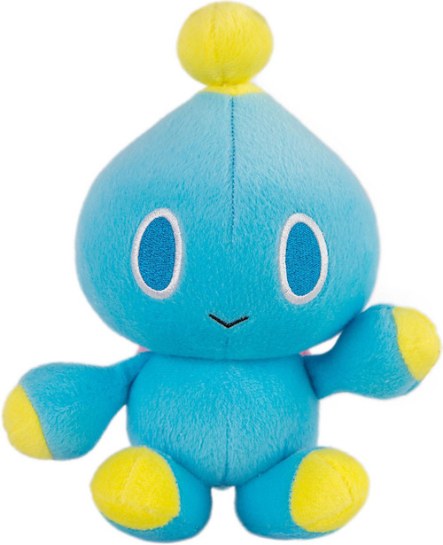 Sonic The Hedgehog Chao 8-Inch Plush (Pre-Order ships June)