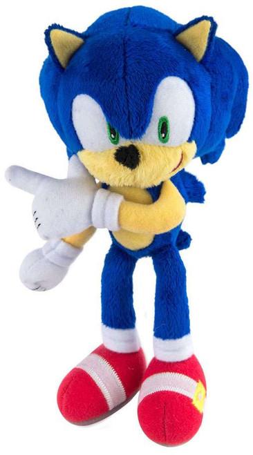 Sonic The Hedgehog Sonic 8-Inch Plush [Modern, Pointing]