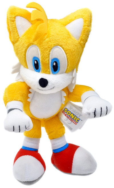 Sonic The Hedgehog Tails 8-Inch Plush [Modern]