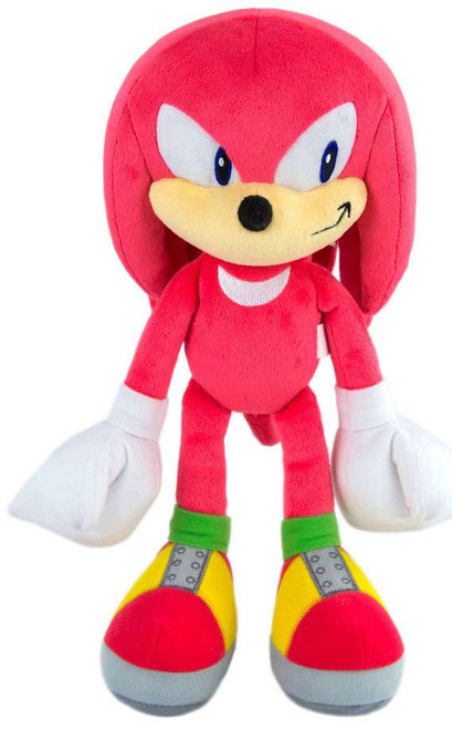 Sonic The Hedgehog Knuckles 12-Inch Deluxe Plush [Modern]
