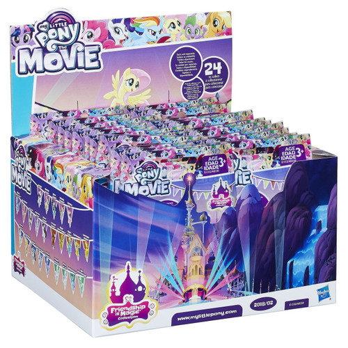 My Little Pony The Movie 2018 Wave 2 (Series 24) Mystery Box [24 Packs]