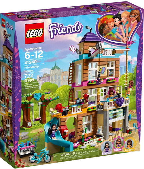 LEGO Friendship House Set #41340