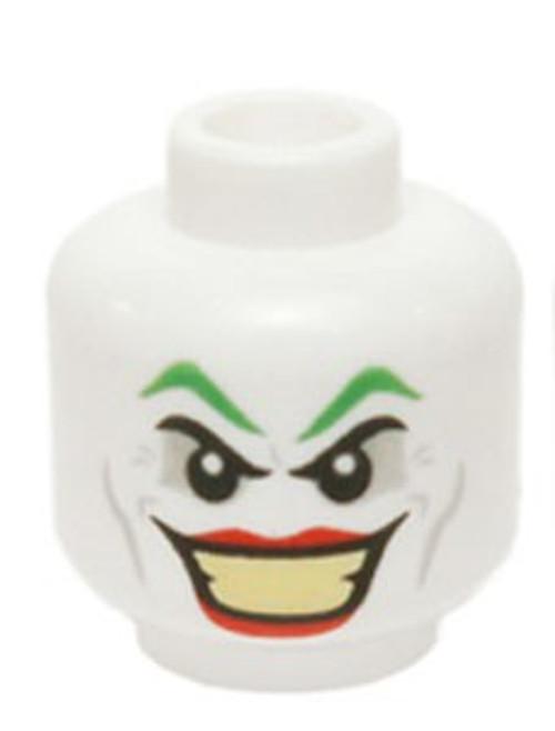 LEGO DC Joker Minifigure Head [Dual-Sided Loose]