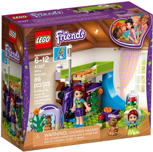 LEGO Friends Mia's Bedroom Set #41327