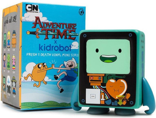 Adventure Time Vinyl Mini Figure Series 2 Fresh 2 Death 3-Inch Mystery Pack [1 RANDOM Figure!]