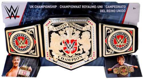 WWE Wrestling UK Championship Championship Belt