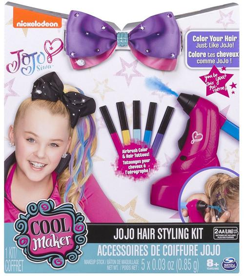 Nickelodeon JoJo Siwa Cool Maker JoJo Hair Styling Kit