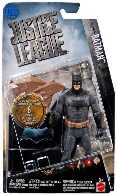 DC Justice League Movie Batman Action Figure [Collect & Build Justice League Base]