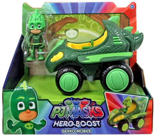 Disney Junior PJ Masks Hero Boost Gekko-Mobile Vehicle