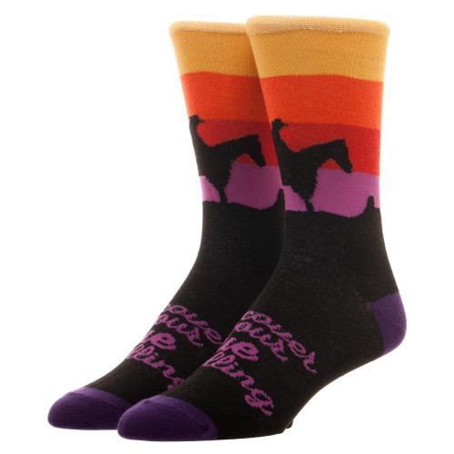 Westworld Discover Your True Calling Crew Socks
