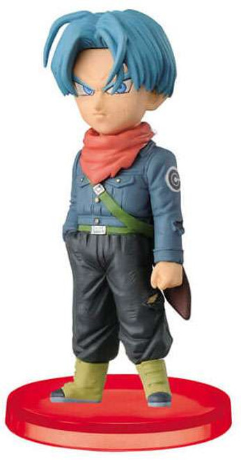 Dragon Ball Z WCF Vol. 6 Future Trunks 2.5-Inch Collectible Figure DB031