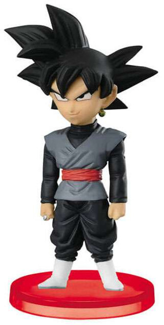 Dragon Ball Z WCF Vol. 6 Goku Black 2.5-Inch Collectible Figure
