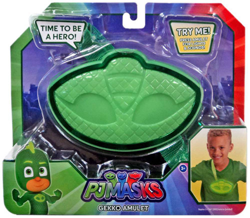 Disney Junior PJ Masks Gekko Amulet Roleplay Toy