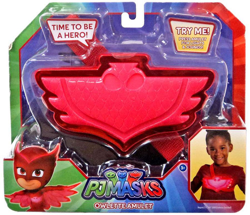 Disney Junior PJ Masks Owlette Amulet Roleplay Toy
