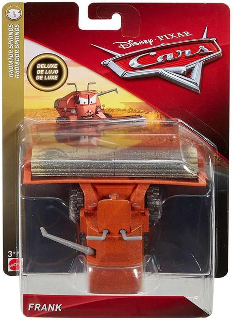 Disney / Pixar Cars Deluxe Oversized Frank Diecast Car [Radiator Springs]