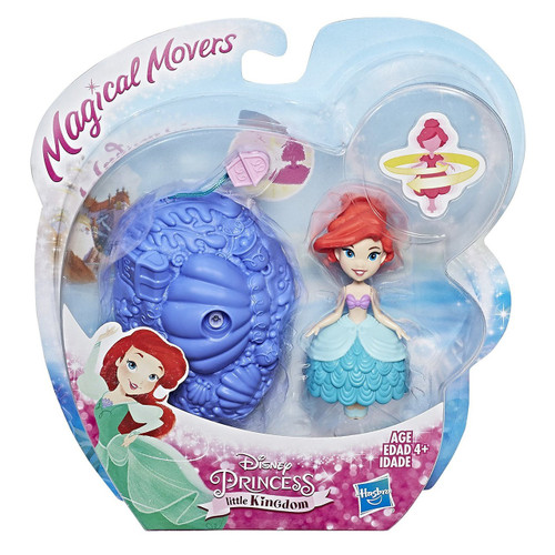 Disney Princess Little Kingdom Magical Movers Ariel Figure Set