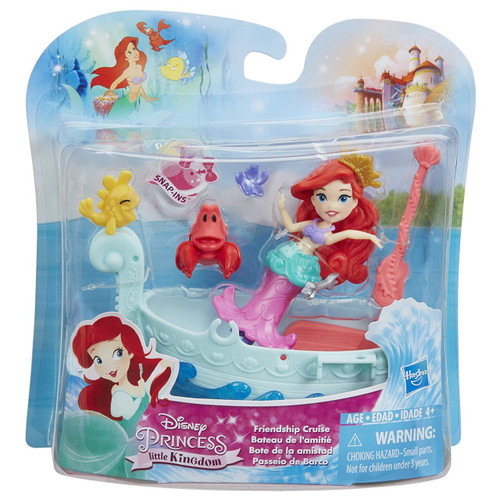 Disney Princess The Little Mermaid Friendship Cruise Ariel Doll