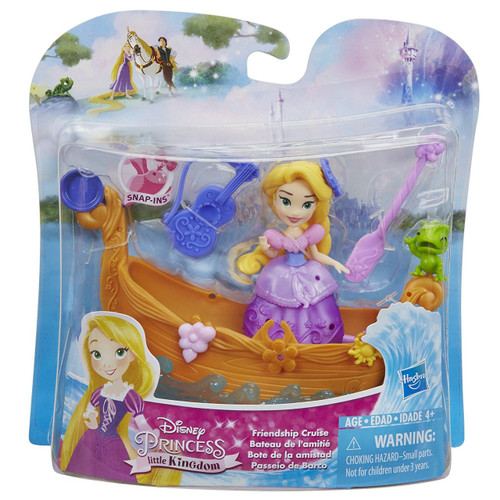 Disney Princess Tangled Friendship Cruise Rapunzel Doll