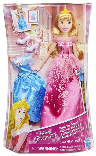 Disney Princess Sleeping Beauty Aurora with Extra Fashion Doll