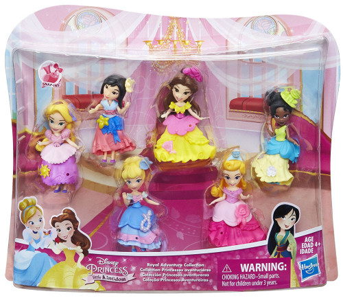 Disney Princess Little Kingdom Royal Adventure Collection