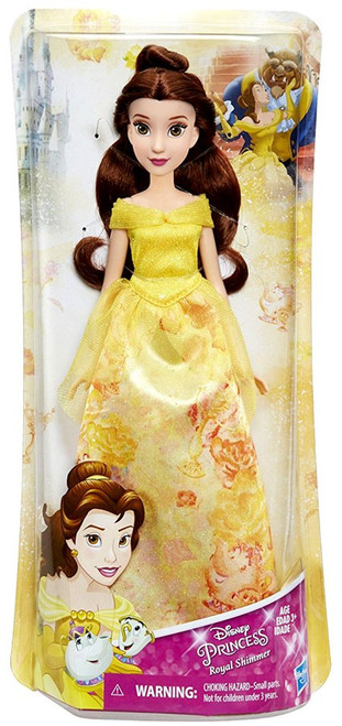 Disney Princess Beauty and the Beast Royal Shimmer Belle 11-Inch Doll [2018]