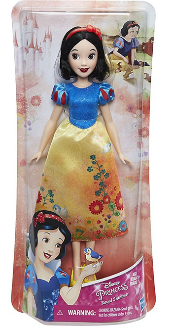 Disney Princess Royal Shimmer Snow White 11-Inch Doll [2018]