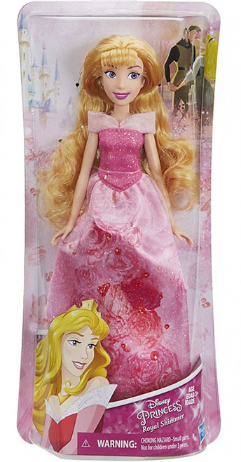Disney Princess Sleeping Beauty Royal Shimmer Aurora 11-Inch Doll [2018]